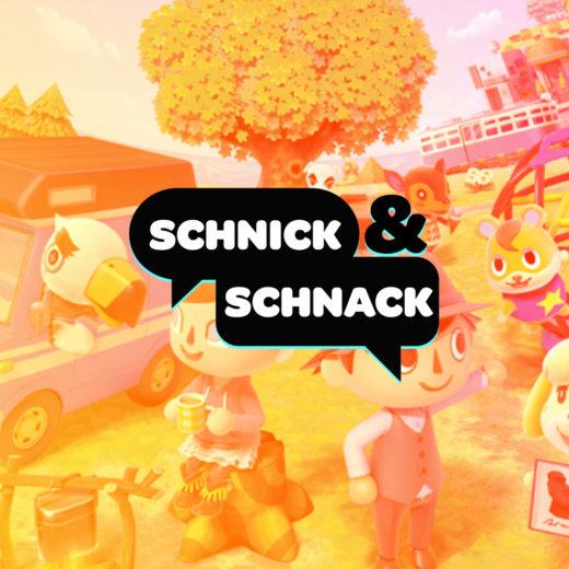 Schnick&Schnack - Animal Crossing New Horizons