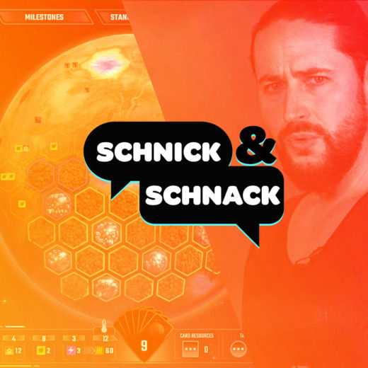 Schnick & Schnack - Digitale Brettspiele